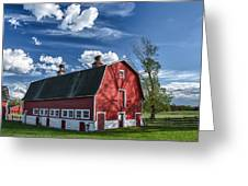 Knox Barn 13829c Greeting Card