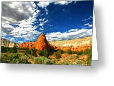 Kodachrome Basin State Park Greeting Card by Mark Smith