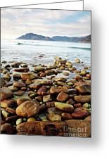 Kommetjie Beach Greeting Card