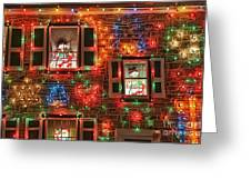 Koziar's Christmas Village Greeting Card