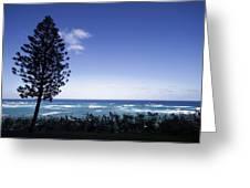 Kualoa Ranch 6 Greeting Card