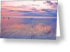 Kuta Beach Bali Greeting Card
