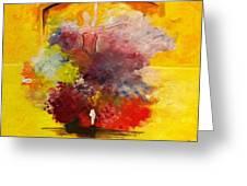 La Danza Dei Colori Greeting Card