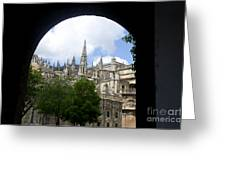 La Giralda Seville Greeting Card