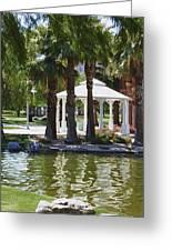 La Quinta Park Summer Greeting Card