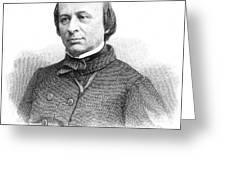 Laboulaye (1811-1883) Greeting Card