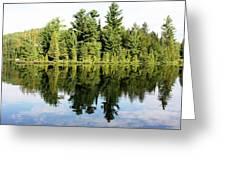 Lac Long Greeting Card
