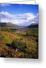 Ladies View, Killarney, Co Kerry Greeting Card