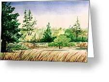 Lake County Landscape Greeting Card