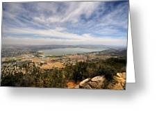 Lake Elsinore 1 Greeting Card