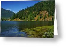 Lake Errock Greeting Card