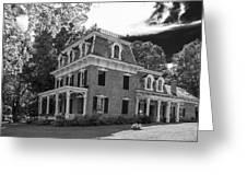 Lake George Farmhouse Greeting Card