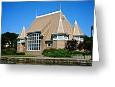 Lake Harriet Bandshell Greeting Card