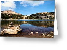 Lake Helen Reflections Greeting Card