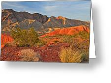 Lake Mead Recreation Area Greeting Card by Dean Pennala