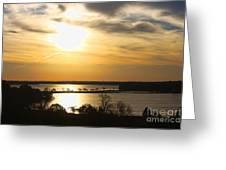 Lake Monona Greeting Card