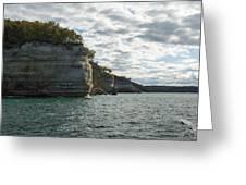 Lake Superior Pictured Rocks 10 Greeting Card