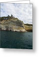 Lake Superior Pictured Rocks 27 Greeting Card