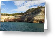 Lake Superior Pictured Rocks 6 Greeting Card