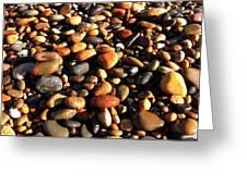 Lake Superior Stones Greeting Card
