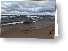 Lake Superior Union Bay 2 Greeting Card