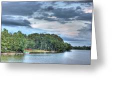 Lakeside 2 Greeting Card