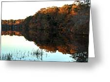 Lakeside South County Greeting Card