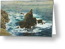 Land's End Greeting Card