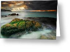 Lands End Greeting Card