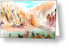 Landscape 111511 Greeting Card