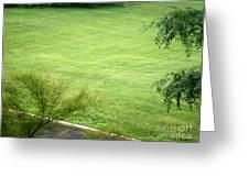 Landscape 2 East Windsor Greeting Card