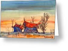 Landscape 5 Greeting Card