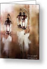 Lanterns Greeting Card