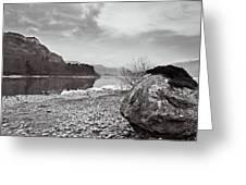 Large Rock Greeting Card