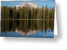 Lassen In Summit Lale Greeting Card