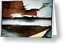 Lead Paint Greeting Card by Ken Powers