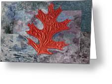 Leaf Life 01 - T01b Greeting Card