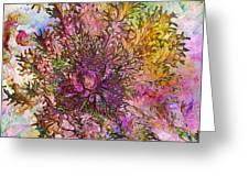 Leafy Greens Greeting Card