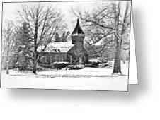Lee Chapel February 2012 Series II Greeting Card