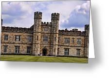 Leeds Castle Greeting Card