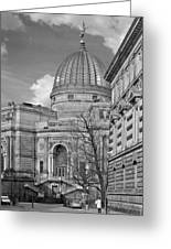 Lemon Squeezer - Academy Of Fine Arts Dresden Greeting Card
