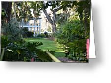 Leu Gardens Greeting Card
