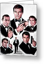Licence To Kill  Digital Greeting Card by Andrew Read
