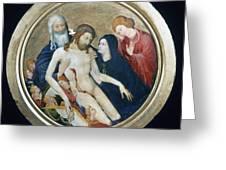 Life Of Christ Greeting Card