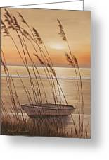 Life's Dream Greeting Card by Diane Romanello