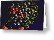 Light-emitting Diodes Greeting Card