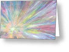 Light Greeting Card by Jeanette Stewart
