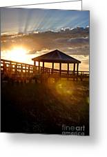 Light Of Life Greeting Card