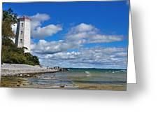 Lighthouse Dream Greeting Card