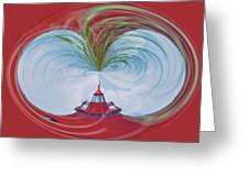 Lighthouse Fantasy Greeting Card